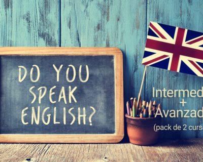 Curso de Inglés (Pack de 2 cursos)