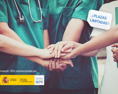 Cursos Gratuitos del Sector Sanitario